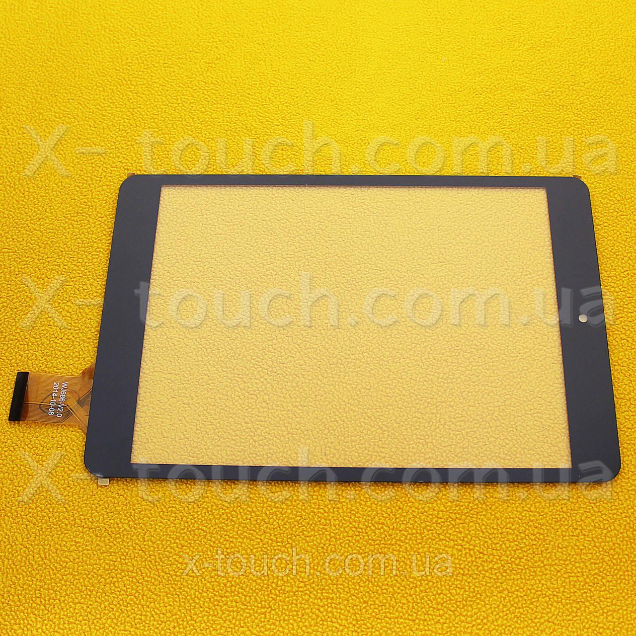 Тачскрин, сенсор TE-0800-0013 V3 для планшета