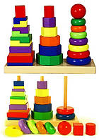 Пирамидка Viga Toys (50567), фото 1