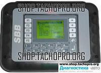 SBB — прибор для програ-ммирования ключей