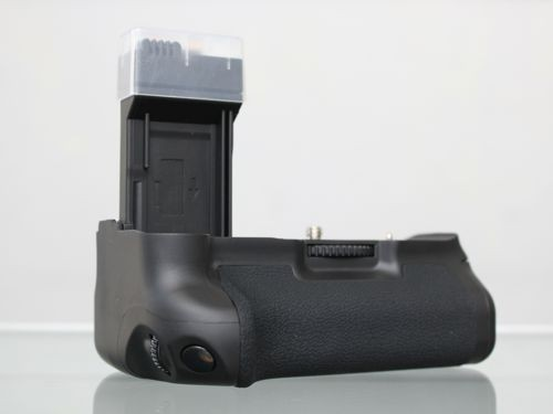Батарейный блок (бустер) BG-E8 Premium для Canon 550d 600d Meike