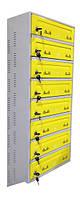 Ящик почтовый вертикальный секционный (антивандальный)