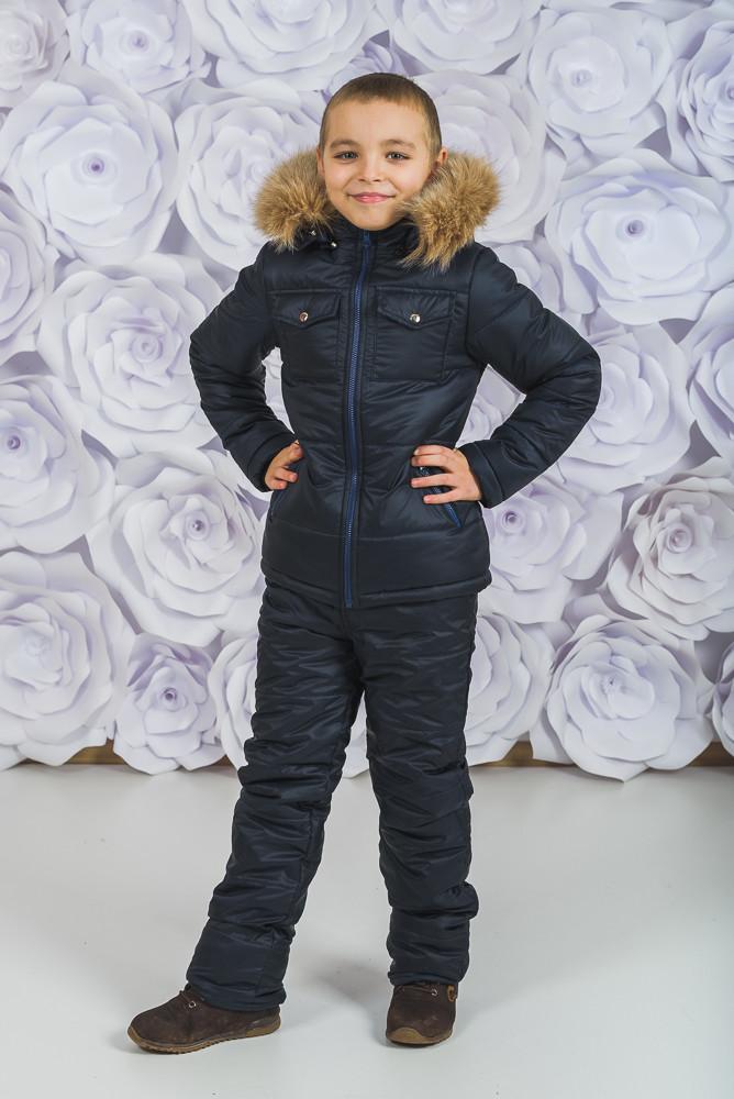 Детский костюм с плащевки