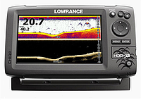 Эхолот Lowrance HOOK 2-7x GPS splitshot