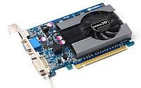 Видеокарта GeForce GT730, Inno3D, 4Gb DDR3, 128-bit, VGA/DVI/HDMI, 700/1066MHz (N730-6SDV-M3CX)