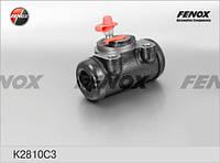 Цилиндр тормозной задний Газель Соболь  Волга K2810C3 Classic(Уп.) (Fenox)