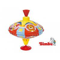 Юла на присоске 21 см Simba Toys 4011891