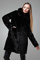Красивая зимняя шуба - Размер 44
