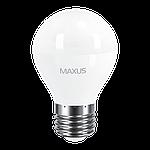 LED лампа MAXUS G45 F 8W 3000K 220V E27 (1-LED-5413), фото 2