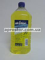 Омыватель стекла зимний (-20С) AQUILON лимон 1л