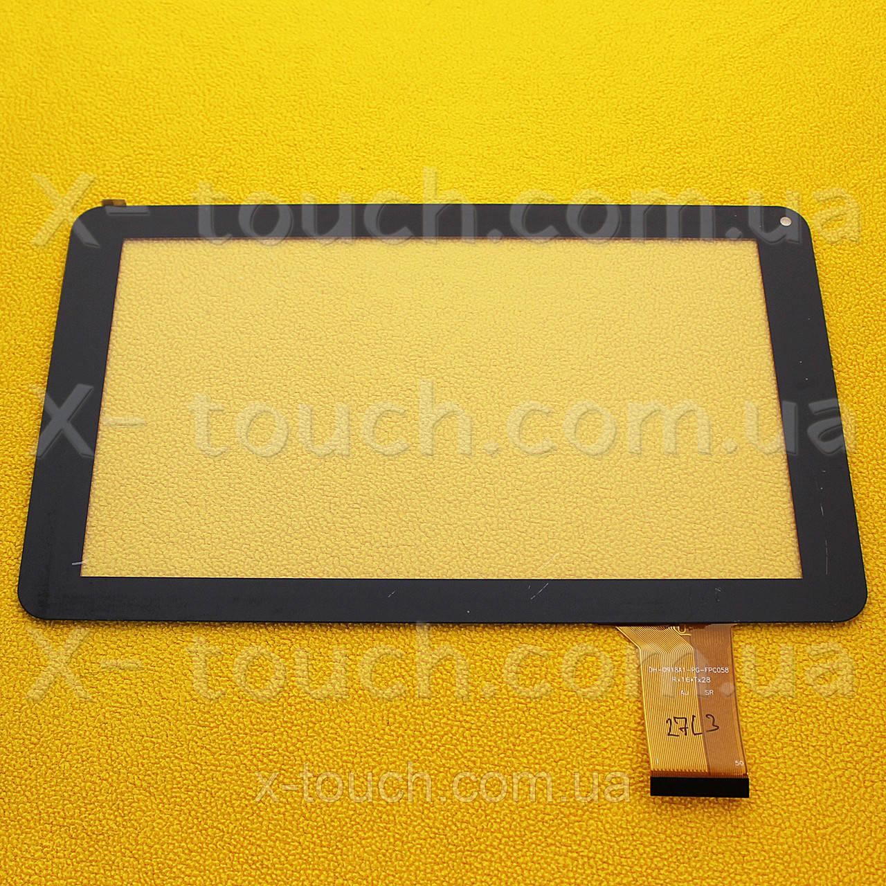 Тачскрин, сенсор  DH-0918A1-PG-FPC058 черный для планшета