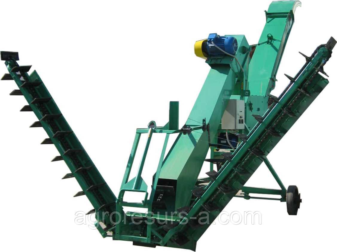 ЗМ-60А, зернонавантажувач, Профістан