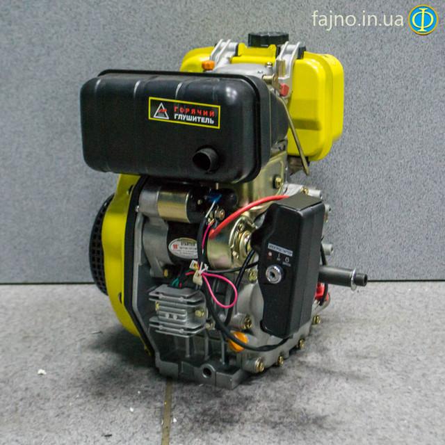 Дизельный двигатель кентавр ДВС 300ДЭ фото 2