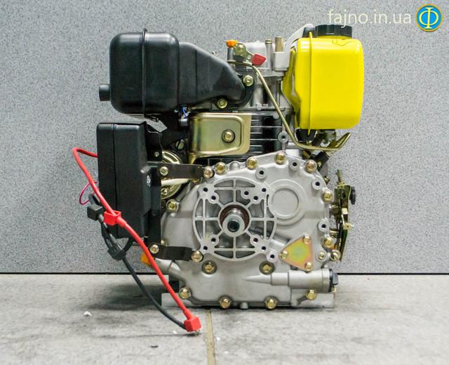 Дизельный двигатель кентавр ДВС 300ДЭ фото 4
