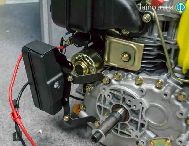 Дизельный двигатель кентавр ДВС 300ДЭ фото 5