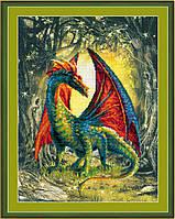 """Набор для вышивания Риолис  """"Лесной дракон"""""""