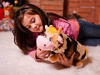 Мягкая игрушка Коровка Милка (игрушка-подушка)