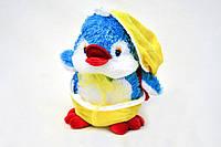 Мягкая игрушка Пингвинчик в яйце