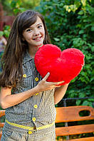 Мягкая игрушка Плюшевое Сердце 35 (подушка)