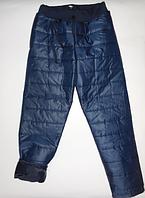 Лосины стеганные на нейлоновой подкладке для девочки 122-140 см рост, фото 1