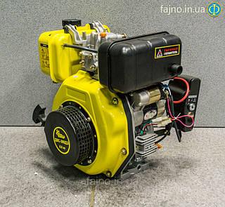 Дизельный двигатель Кентавр ДВЗ 300ДЕ (6 л.с.) с электростартером