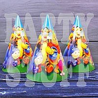 Колпачки карнавальные Винни Пух, 20 см , фото 1