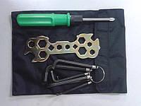 Набор ключей велосипедный