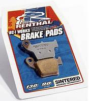 Тормозные колодки Renthal RC-1 Works Brake Pads BP-101