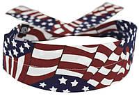 Повязка COOLDANNA Wavy American Flag