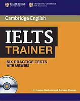 Посібник для підготовки до іспиту IELTS Trainer Six Practice Tests with answers with Audio CDs (3)