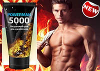 Крем для потенции Powerman 5000, Павермен заказать в Украине.Официальный сайт