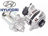 Стартер, генератор на Hyundai (Хюндай). AS Poland - европейское качество новых запчастей.