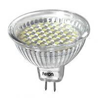 Светодиодная лампа Feron MR-16 LB-24 3W с матовым и прозрачным стеклом