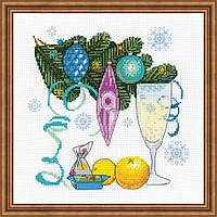 """Набор для вышивания Риолис  """"С Новым годом!"""
