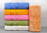 Набор махровых полотенец Hanibaba Bamboo Deluxe 70х140 см - 6 штук
