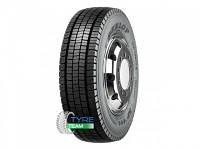 Грузовые шины Dunlop SP 444 (ведущая) 225/75 R17,5 128/126M