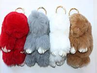 Меховые брелки Кролик Рекс уже в продаже!