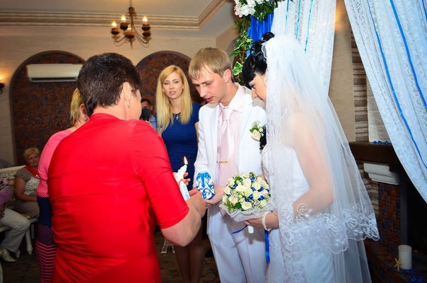 Свадебные резные свечи. В цвет свадьбы, ручной работы.