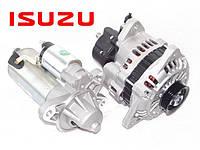Стартер, генератор на Isuzu (Исузу). AS Poland - европейское качество новых запчастей.