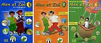 Учебный курс рекомендован для учеников Alex et Zoe Nouvelle Version (Cahier d'activite's +  Livre de L`eleve)