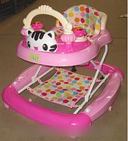 Детские ходунки-качалка Tilly Baby T-442 AB