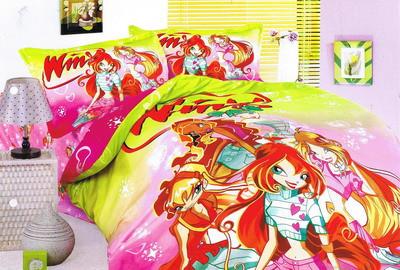 Подростковое постельное белье Shining Star.