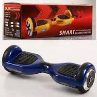 Гироскутер Смартвей SmartWay ES-01-4 синий колеса 6,5 дюймов