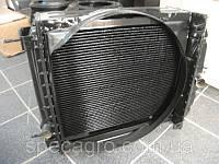 Радиатор водяного охлаждения ЮМЗ-6 с двиг. Д-65 (4-х рядный) 45-1301.006