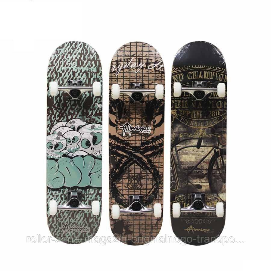 Скейт Скейтборд EXPLORE SLIDE MASTER