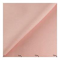 Стильная одноцветная ткань розовый