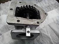 Коробка отбора мощности КОМ ГАЗ-53, ГАЗ-66, ГАЗ-3307 под НШ с механическим включением