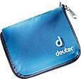 Надійний спортивний гаманець Zip Wallet Deuter зелений, синій, чорний, фото 2