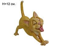 Оригинальный подарок на новоселье фигура котик Tigger для удачи и благополучия