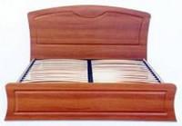 Дженифер кровать двухспальная КТ-659 с металлическим каркасом (БМФ)