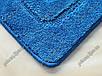 """Коврик для ванной 60х100 см """"Тритон"""", цвет синий, фото 5"""